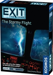 Stormy Flight | Merchandise