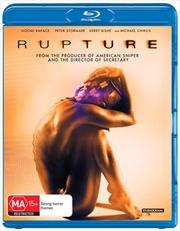 Rupture   Blu-ray