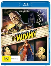 Mummy, The | Blu-ray
