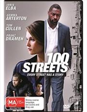 100 Streets   DVD