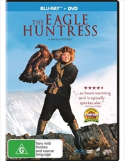 Eagle Huntress | Blu-ray + DVD, The | Blu-ray/DVD