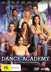 Dance Academy - The Movie   DVD