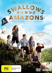 Swallows And Amazons | DVD