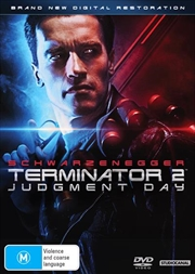 Terminator 2 - Judgment Day | DVD