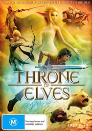 Throne Of Elves | DVD