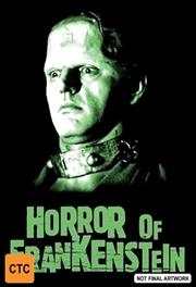 Horror Of Frankenstein | Blu-ray