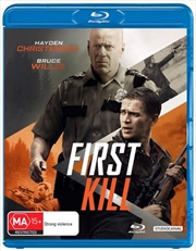First Kill | Blu-ray