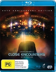 Close Encounters Of The Third Kind - 40th Anniversary Edition | Blu-ray