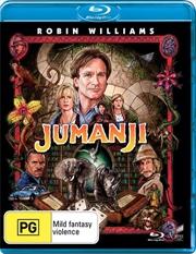 Jumanji | Blu-ray