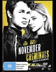 November Criminals | DVD
