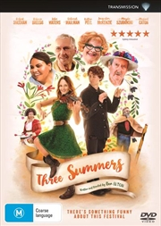 Three Summers | DVD