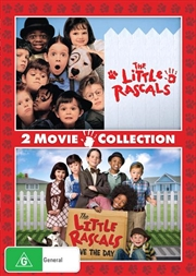 Little Rascals / Little Rascals Save The Day | Franchise Pack, The | DVD