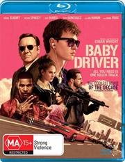 Baby Driver | Blu-ray