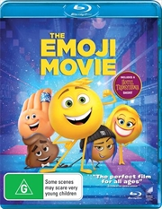 Emoji Movie, The | Blu-ray