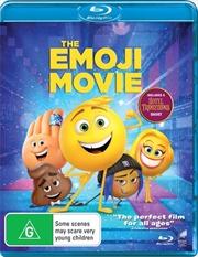 Emoji Movie, The | Blu-ray