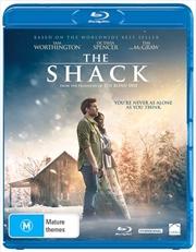Shack, The | Blu-ray
