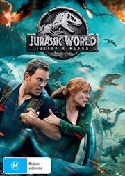 Jurassic World - Fallen Kingdom | DVD