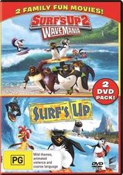Surf's Up / Surf's Up 2 - Wave Mania | Franchise Pack | DVD