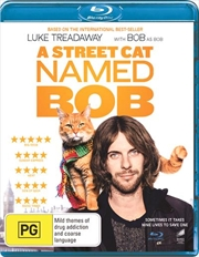 A Street Cat Named Bob | Blu-ray