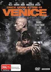 Once Upon A Time In Venice | DVD