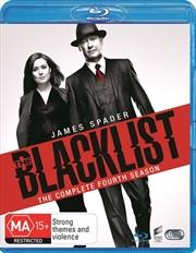 Blacklist - Season 4, The | Blu-ray
