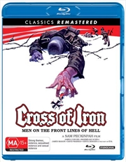Cross Of Iron | Blu-ray