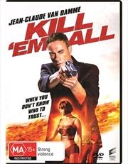 Kill 'Em All | DVD