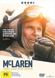 McLaren | DVD