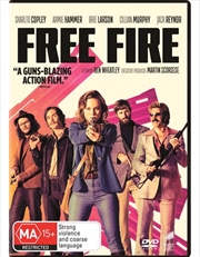 Free Fire   DVD