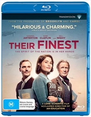 Their Finest | Blu-ray