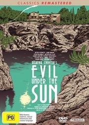 Evil Under The Sun | DVD