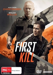 First Kill | DVD