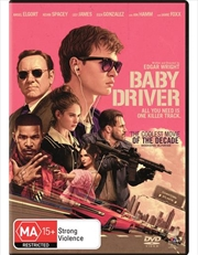 Baby Driver | DVD