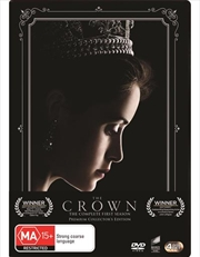 Crown - Season 1, The | DVD
