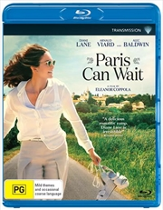 Paris Can Wait | Blu-ray