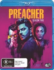 Preacher - Season 2 | Blu-ray