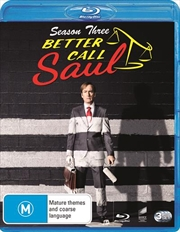 Better Call Saul - Season 3 | Blu-ray