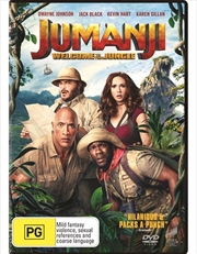 Jumanji - Welcome To The Jungle | DVD
