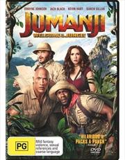 Jumanji - Welcome To The Jungle | DVD