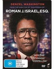Roman J. Israel, Esq. | DVD