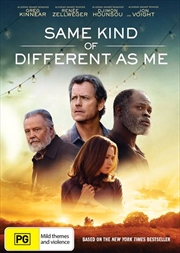 Same Kind Of Different As Me | DVD