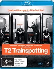T2 Trainspotting | Blu-ray
