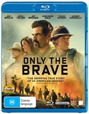 Only The Brave | Blu-ray