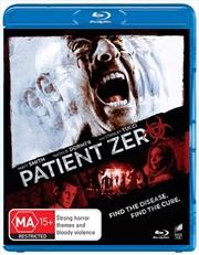 Patient Zero | Blu-ray