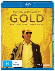 Gold | Blu-ray