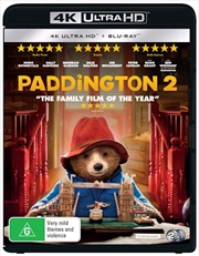 Paddington 2 | Blu-ray + UHD | UHD
