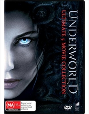 Underworld | Ultimate 5 Movie Collection | DVD