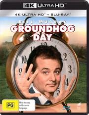 Groundhog Day | Blu-ray + UHD | UHD/BR