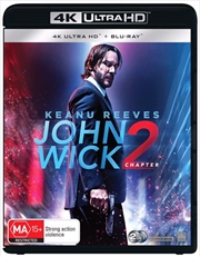 John Wick - Chapter 2 | Blu-ray + UHD | UHD
