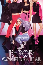 K Pop Confidential | Paperback Book